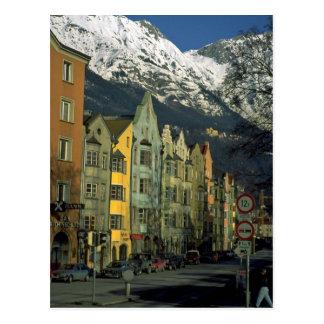 Innsbruck, Österreich in Europa Postkarte