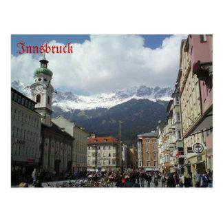 Innsbruck Postkarte