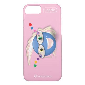 Ino doof Erschütterungs-Supermodel iPhone 7 Fall iPhone 8/7 Hülle