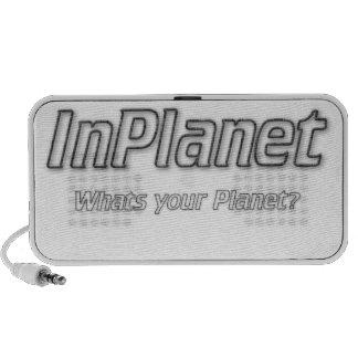 InPlanet Lautsprecher