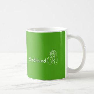 Inquisitive Bloodhound Kaffeetasse