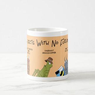 Insekten ohne Zukunft Kaffeetasse
