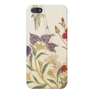 Insekten und Blumen durch Utamaro Schutzhülle Fürs iPhone 5