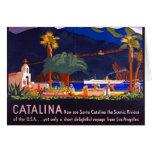 Insel 1935 Sankt Catalina Karten