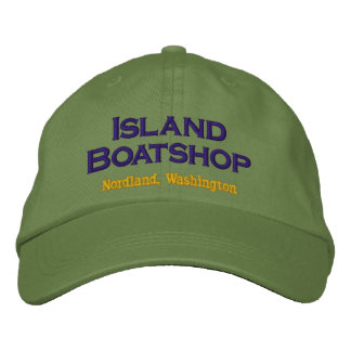 Insel Boatshop Kappe