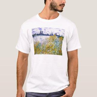 Insel der Blumen auf der Seine nahe Vetheuil T-Shirt