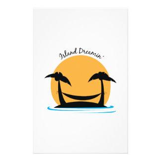 Insel Dreamin Büropapier