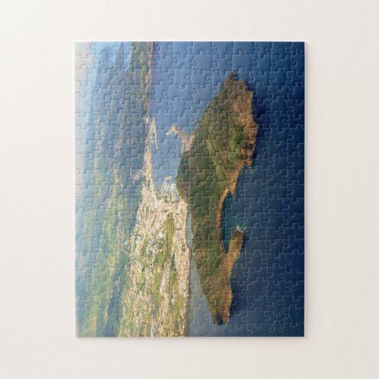 Insel Faial Puzzle