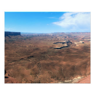 Insel im Himmel Canyonlands Nationalpark Utah Fotodruck