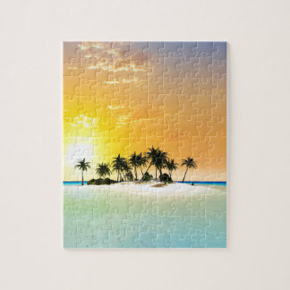 Insel Jigsaw Puzzles