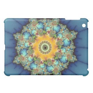 Insel - Mandelbrot Kunst iPad Mini Hülle