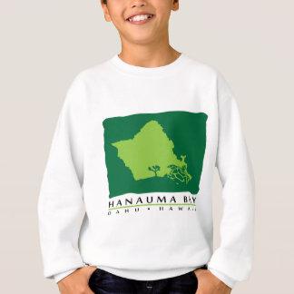 Insel Oahus Hawaii Hanauma Bucht Sweatshirt