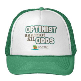 Insel-Optimist-Kappe (Grün)