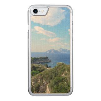 Insel von Capri Carved iPhone 8/7 Hülle