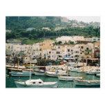 Insel von Capri Postkarten
