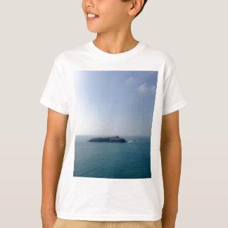 Insel vor der kornischen Küste T-Shirt