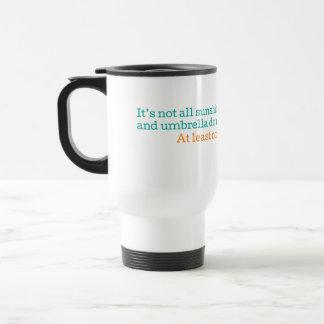 Insel-Wirklichkeits-Reise-Kaffee-Tasse Edelstahl Thermotasse
