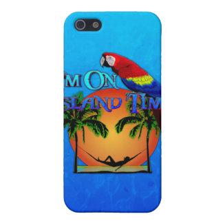 Insel-Zeit in der Hängematte Hülle Fürs iPhone 5