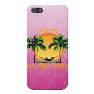Insel-Zeit iPhone 5 Hülle