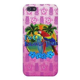 Insel-Zeit-Surfen iPhone 5 Schutzhülle