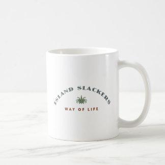 Inselslacker-Lebensart Tasse
