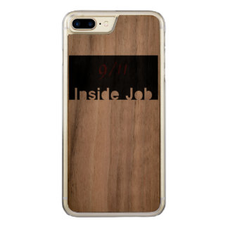 Insider-Job 911 Carved iPhone 8 Plus/7 Plus Hülle