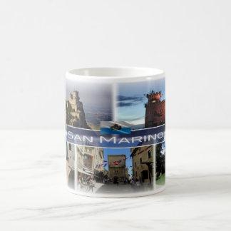 Inspektion San Marino - Kaffeetasse