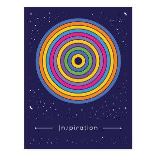 Inspiration Postkarte
