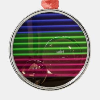 Inspiration Silbernes Ornament