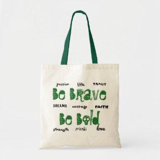 Inspirational Budget-Tasche Tragetasche