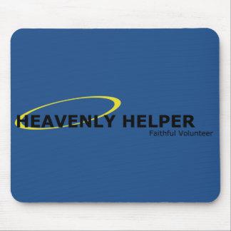 Inspirational Mousepad - himmlischer Helfer