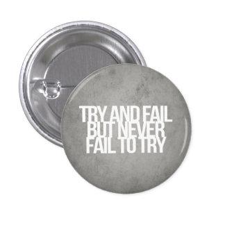 Inspirational und motivierend Zitate Buttons