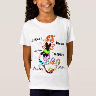 Inspirations-Meerjungfrau T-Shirt