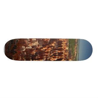 Inspirations-Punkt an Bryce Schlucht Bedrucktes Skateboard