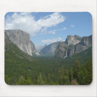 Inspirations-Punkt in Yosemite Nationalpark Mousepad