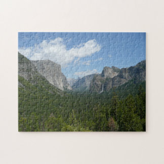 Inspirations-Punkt in Yosemite Nationalpark Puzzle