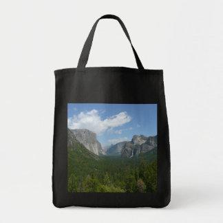 Inspirations-Punkt in Yosemite Nationalpark Tragetasche