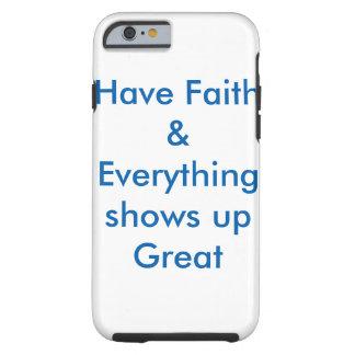 Inspirieren der Telefon Kastenabdeckung Tough iPhone 6 Hülle