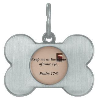 Inspirieren des christlichen Haustier-Umbaus Tiermarke