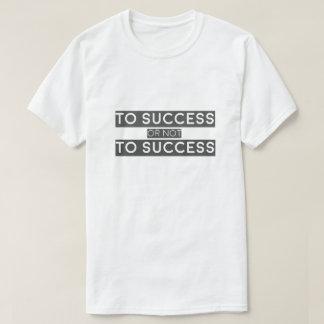 Inspirieren des Zitats T-Shirt
