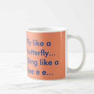 Inspirieren Kaffeetasse