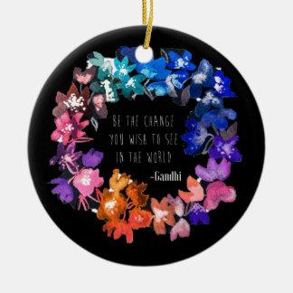 Inspirieren Sie Änderung Keramik Ornament