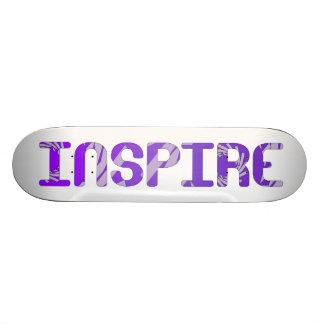 Inspirieren Sie - Lila Skateboardbretter