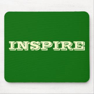 INSPIRIEREN Sie Mousepad