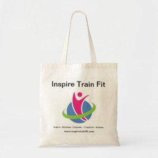Inspirieren Sie Zug-geeignete Taschen-Tasche Tragetasche