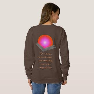 Inspirierend Glühen Sweatshirt