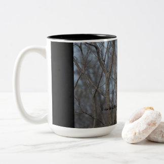 Inspirierend KaffeeTasse-Kardinal-philippians-4:13 Zweifarbige Tasse