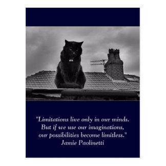 Inspirierend Postkarte: Fantasie Postkarte