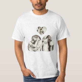 Inspirierend, schön und markiert, T-Shirt