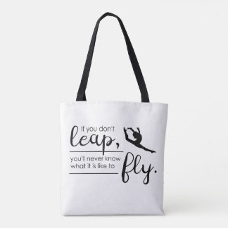 Inspirierend Tasche s eines Gymnast-/tänzers '